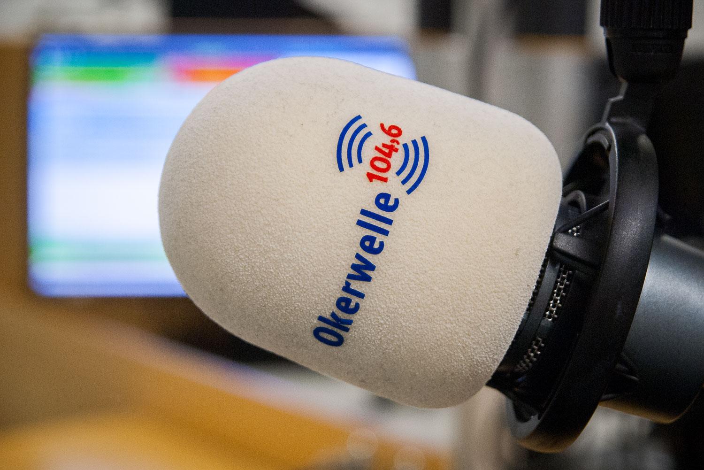 Radio Okerwelle Mikrofon