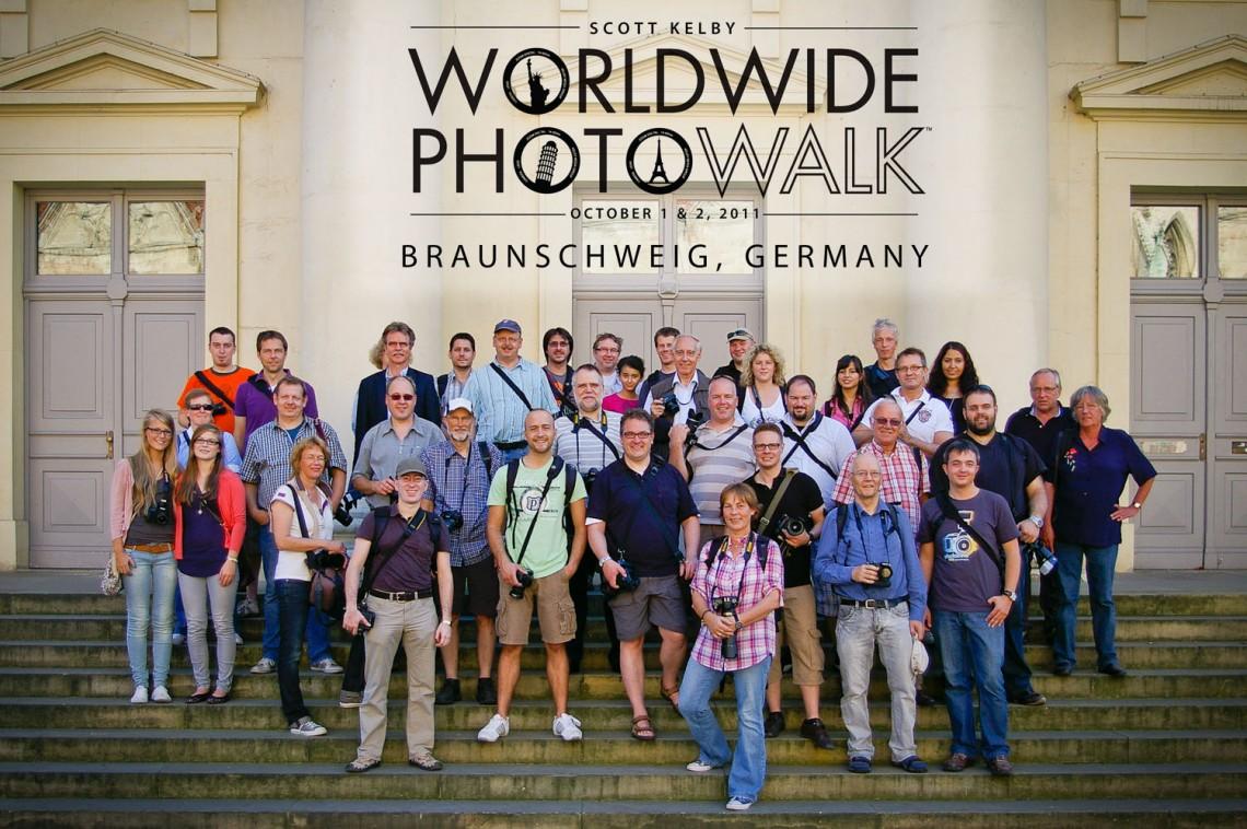 Gruppenfoto WWPW 2011