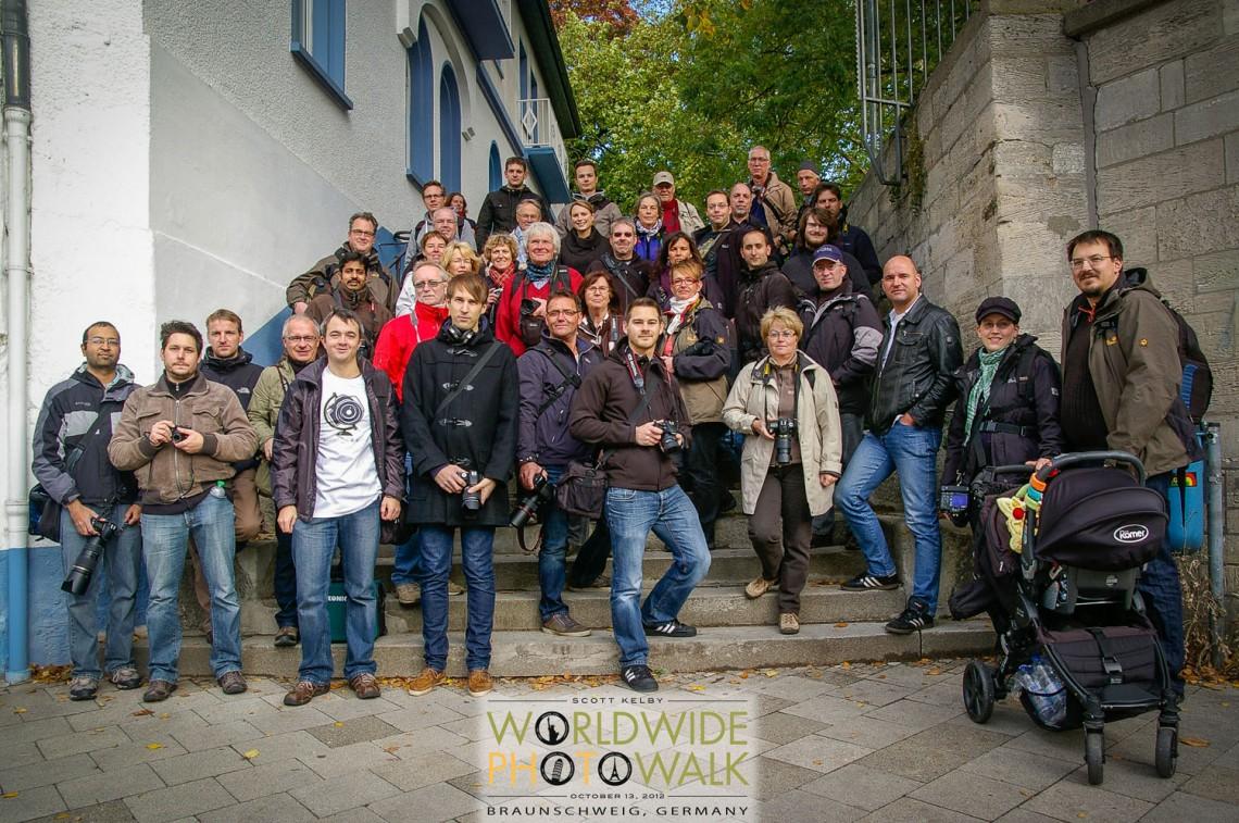 Gruppenfoto WWPW 2012