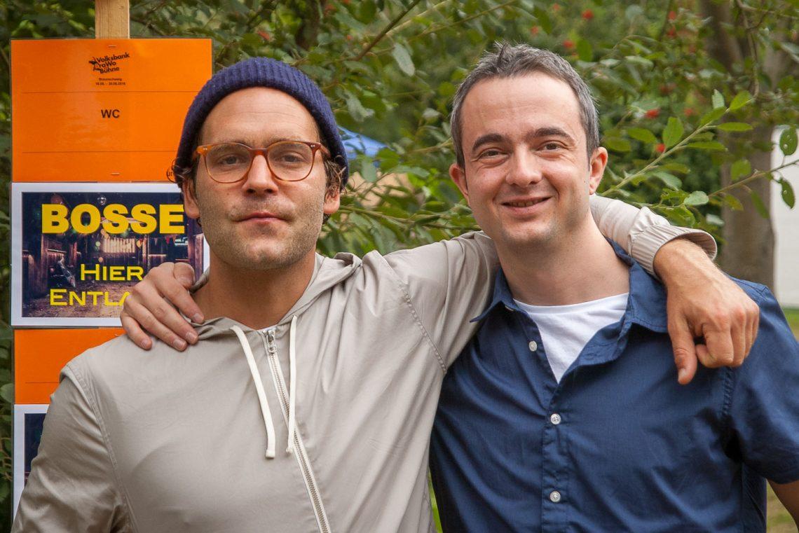 Bosse und Markus Hörster