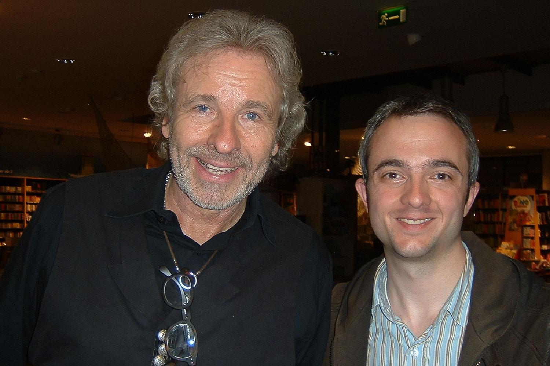 Thomas Gottschalk und Markus Hörster