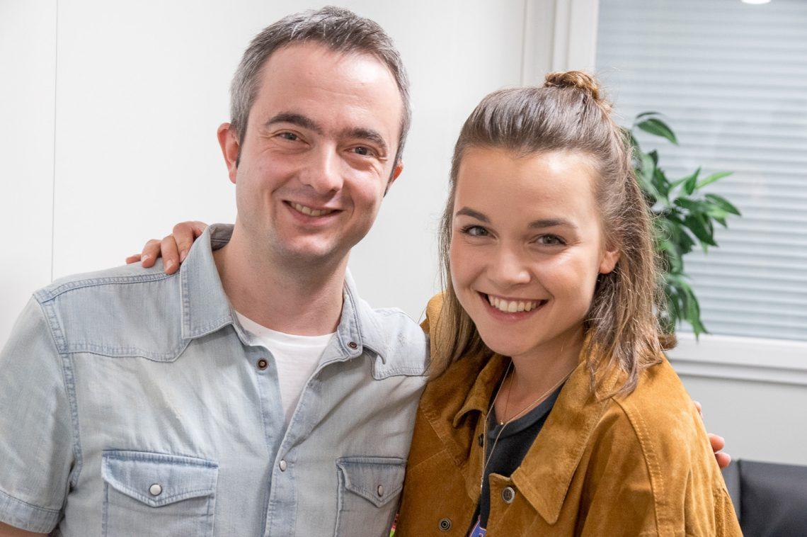 Markus Hörster und Lotte