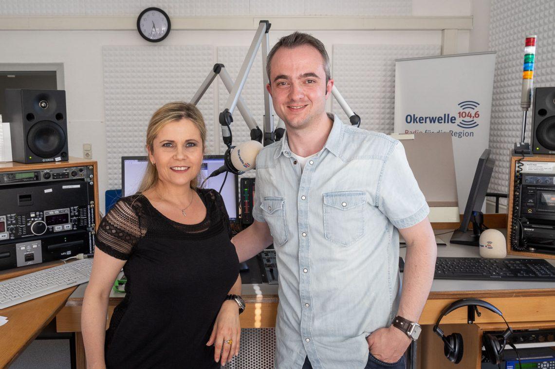 Michaeala Schaffrath und Markus Hörster