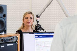 Michaela Schaffrath zu Gast bei Radio Okerwelle