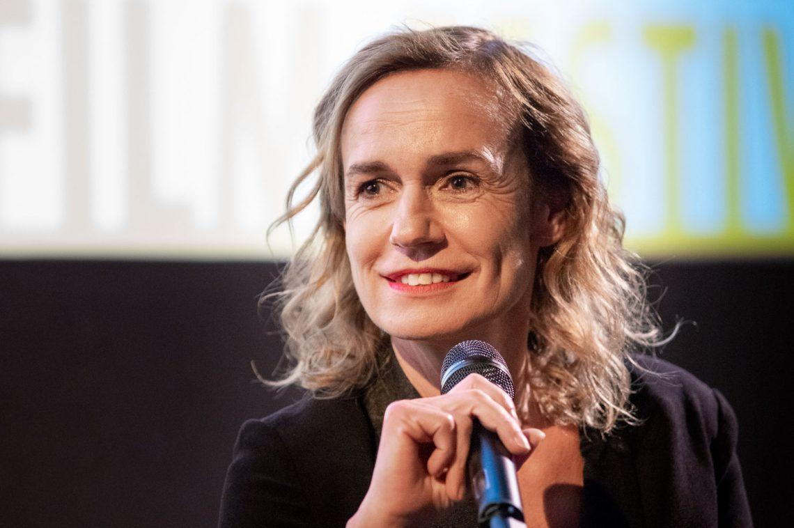 Sandrine Bonnaire beim Internationalen Filmfestival Braunschweig 2018