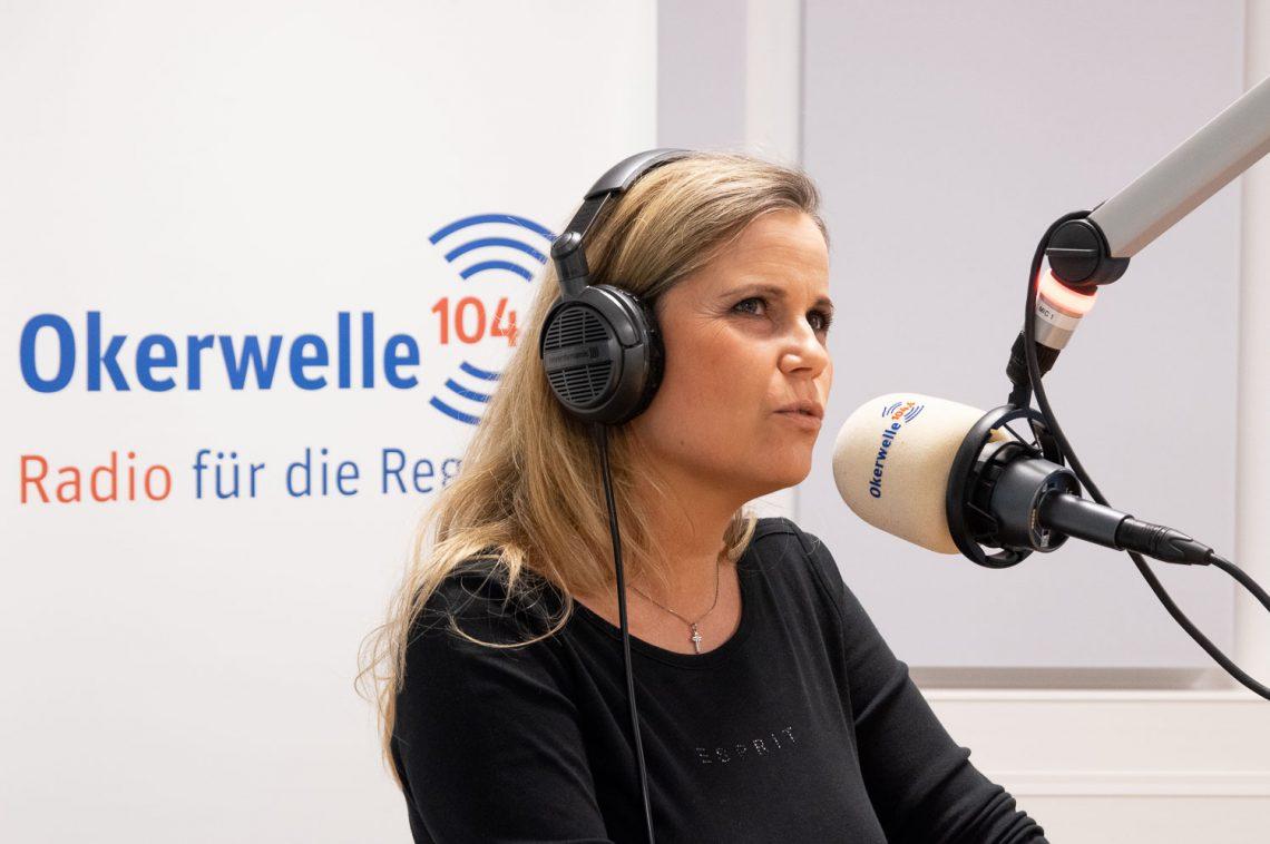 Michaela Schaffrath im Gespräch mit Markus Hörster