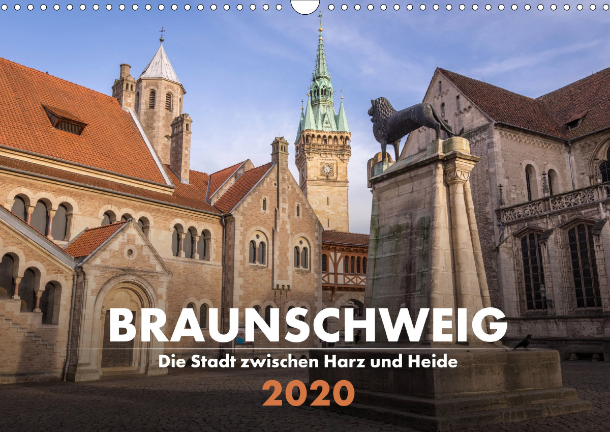 Braunschweig Kalender 2020 Titelbild Markus Hörster