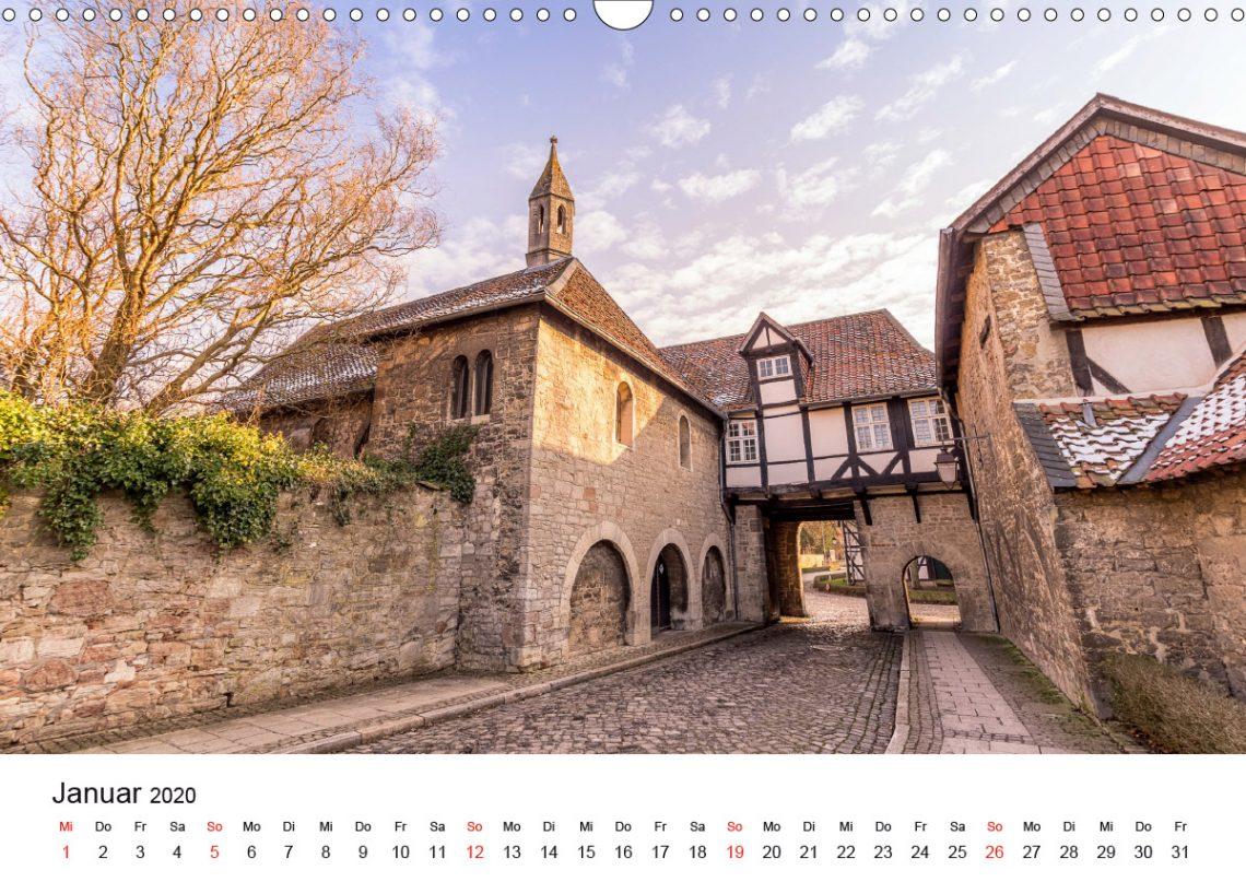 Braunschweig Kalender 2020 Januar Markus Hörster
