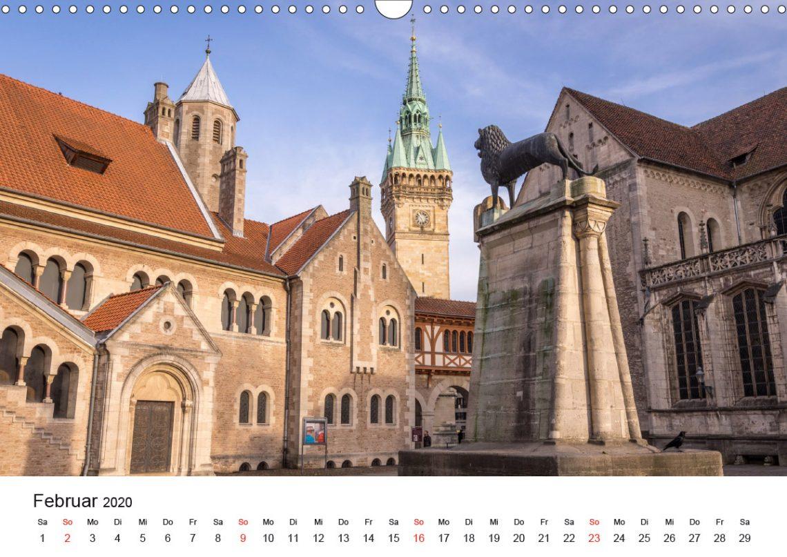 Braunschweig Kalender 2020 Februar Markus Hörster
