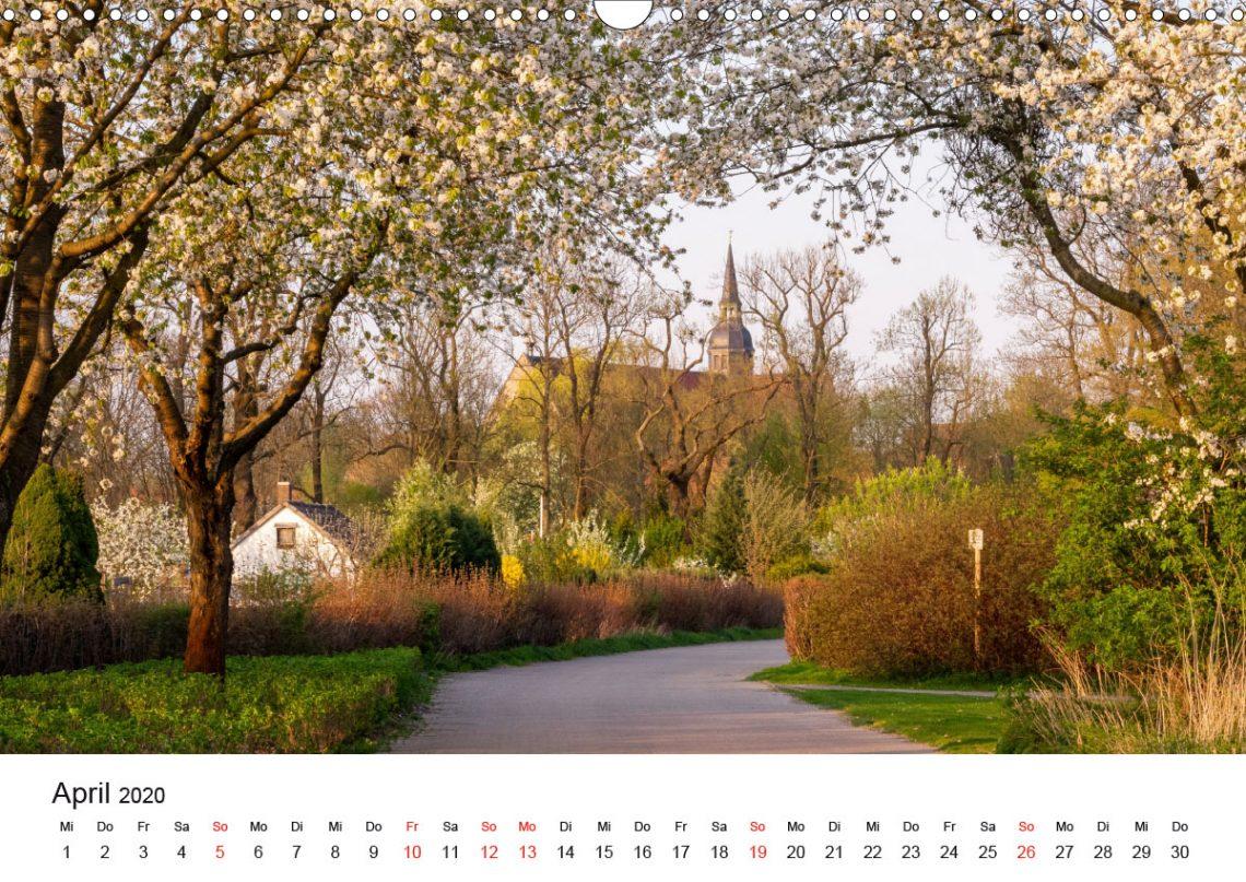 Braunschweig Kalender 2020 April Markus Hörster