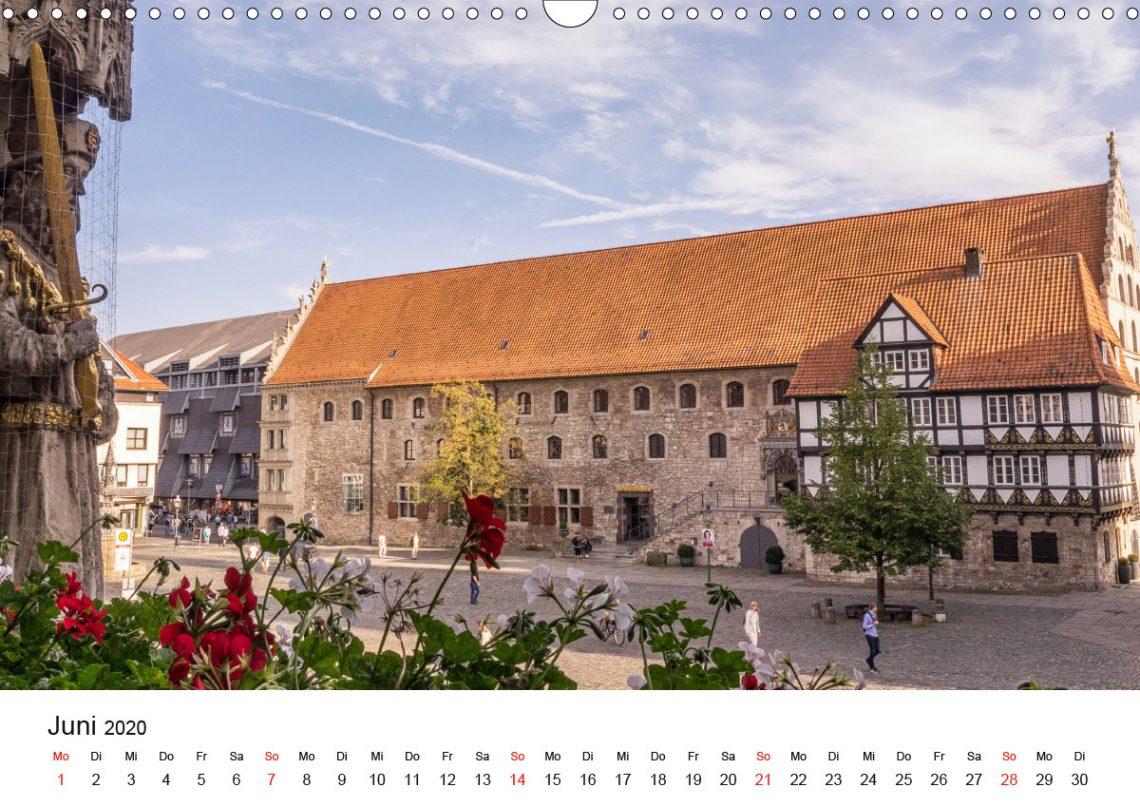 Braunschweig Kalender 2020 Juni Markus Hörster