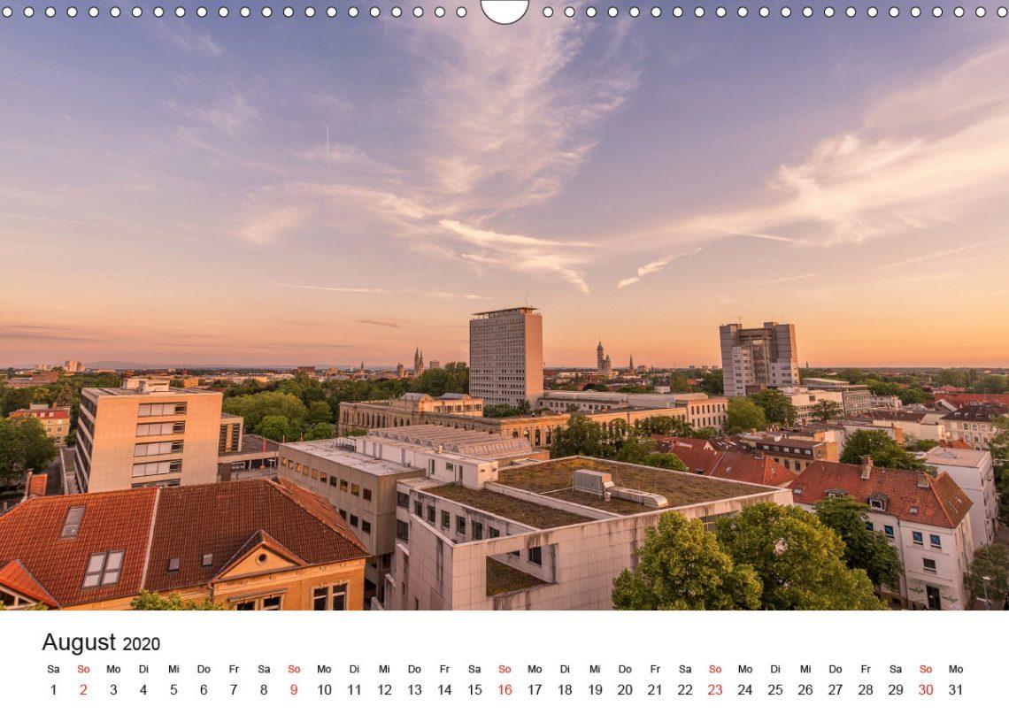 Braunschweig Kalender 2020 August Markus Hörster