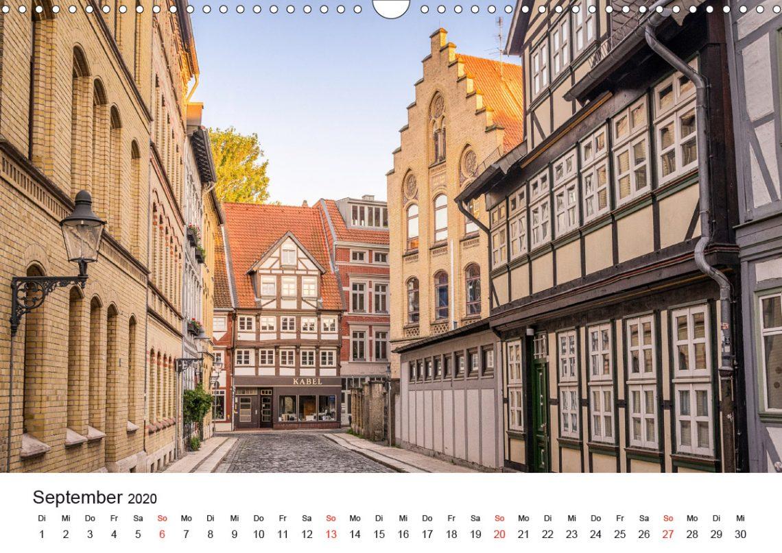 Braunschweig Kalender 2020 September Markus Hörster