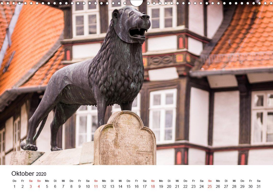 Braunschweig Kalender 2020 Oktober Markus Hörster