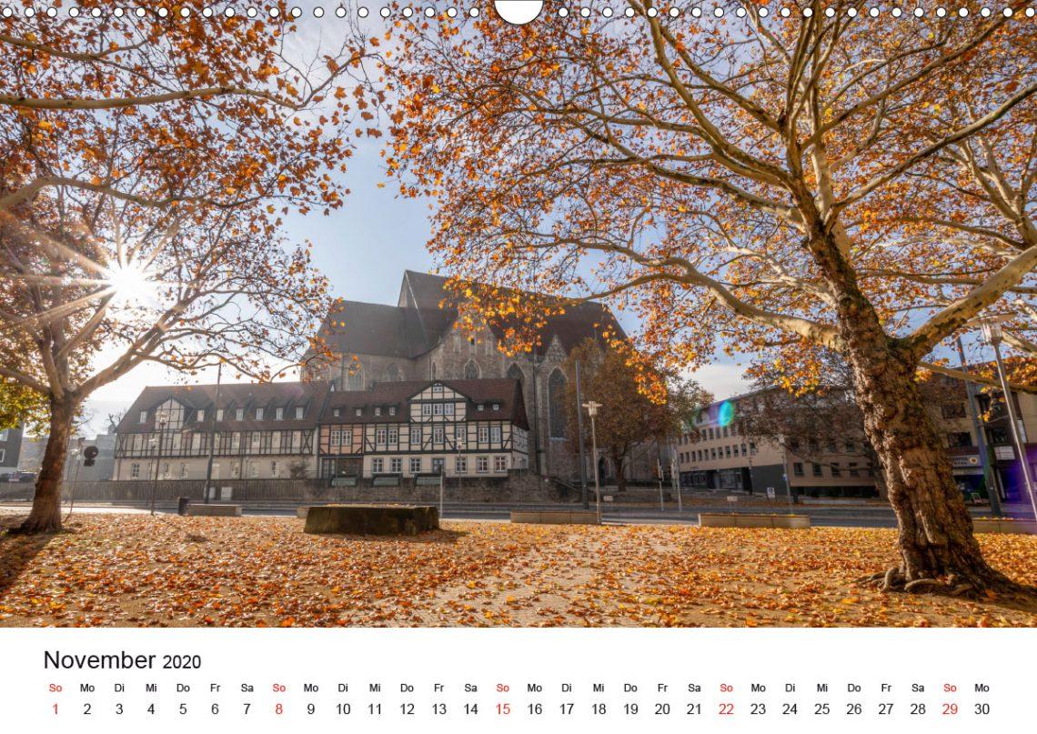 Braunschweig Kalender 2020 November Markus Hörster
