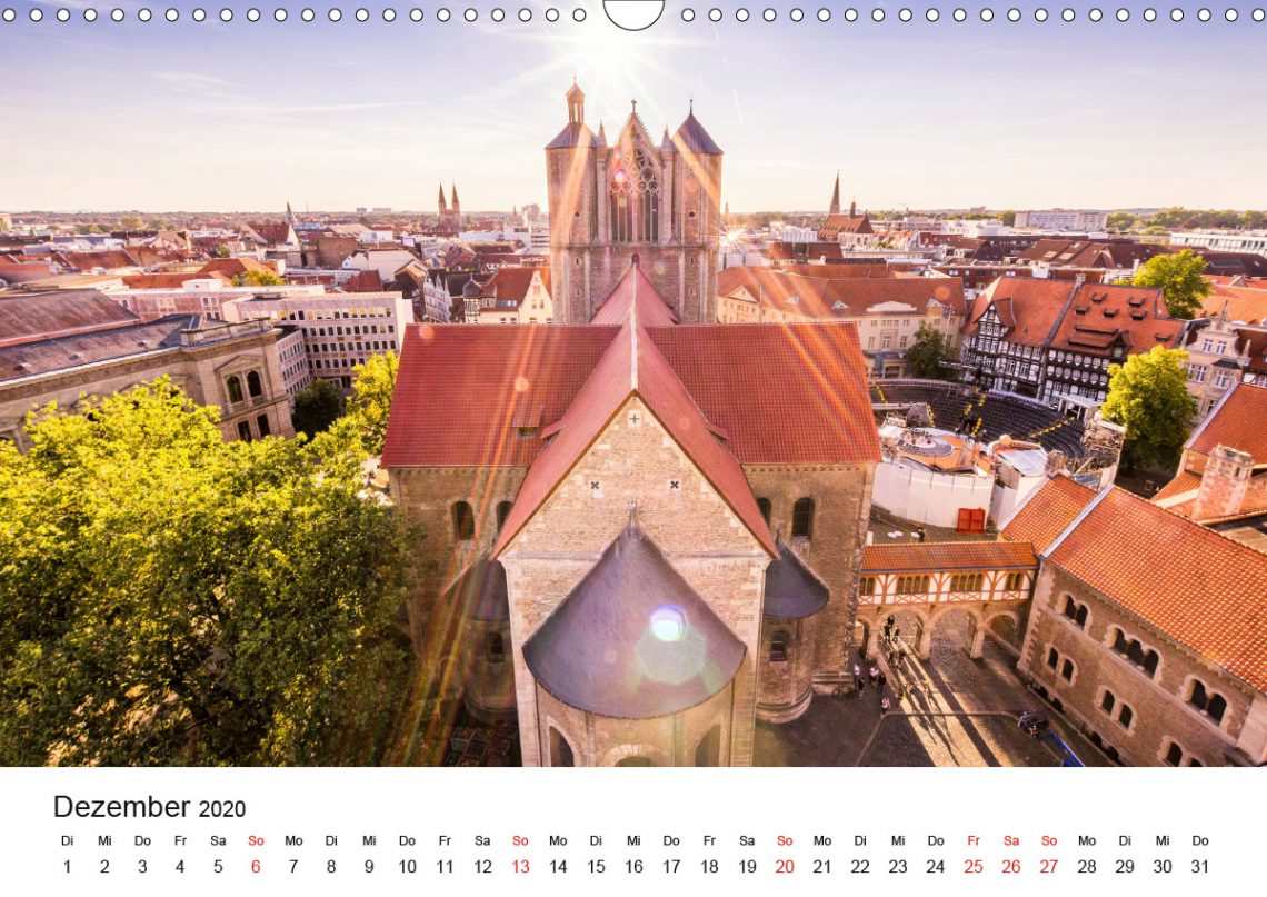 Braunschweig Kalender 2020 Dezember Markus Hörster