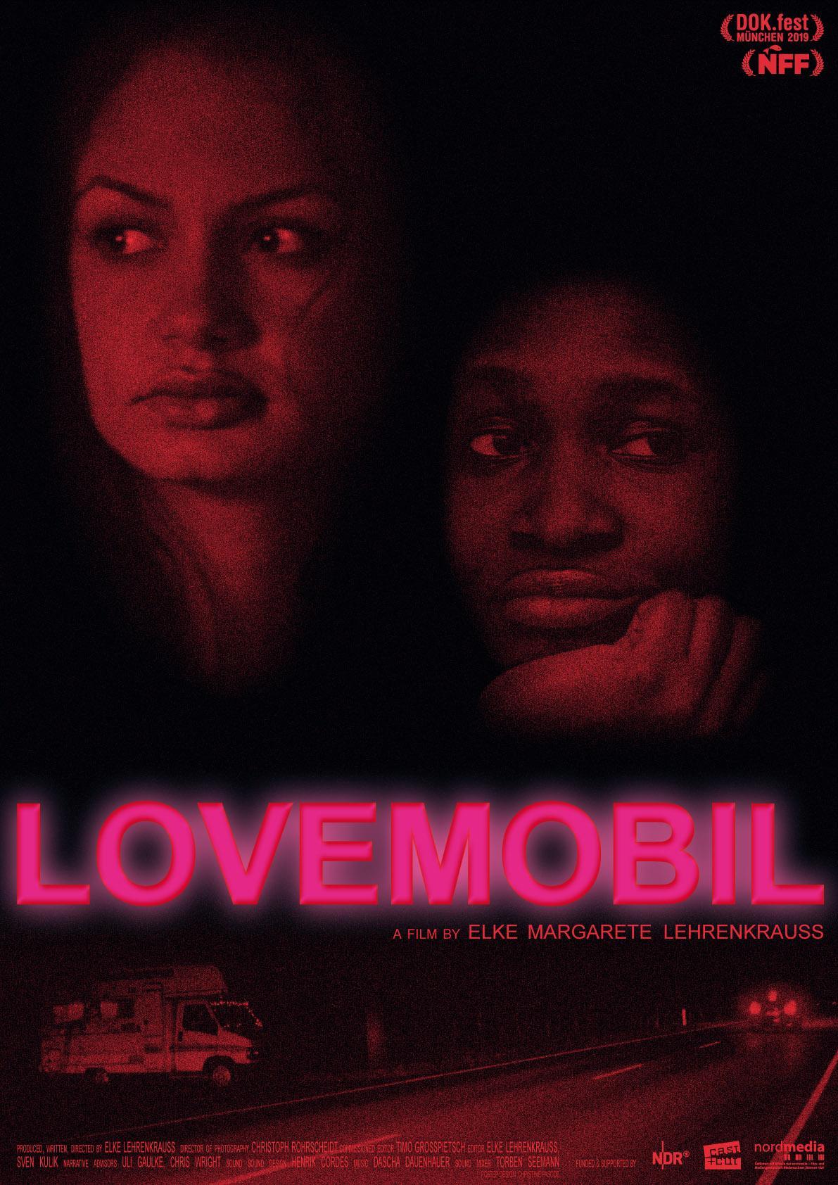 Lovemobil Filmplakat
