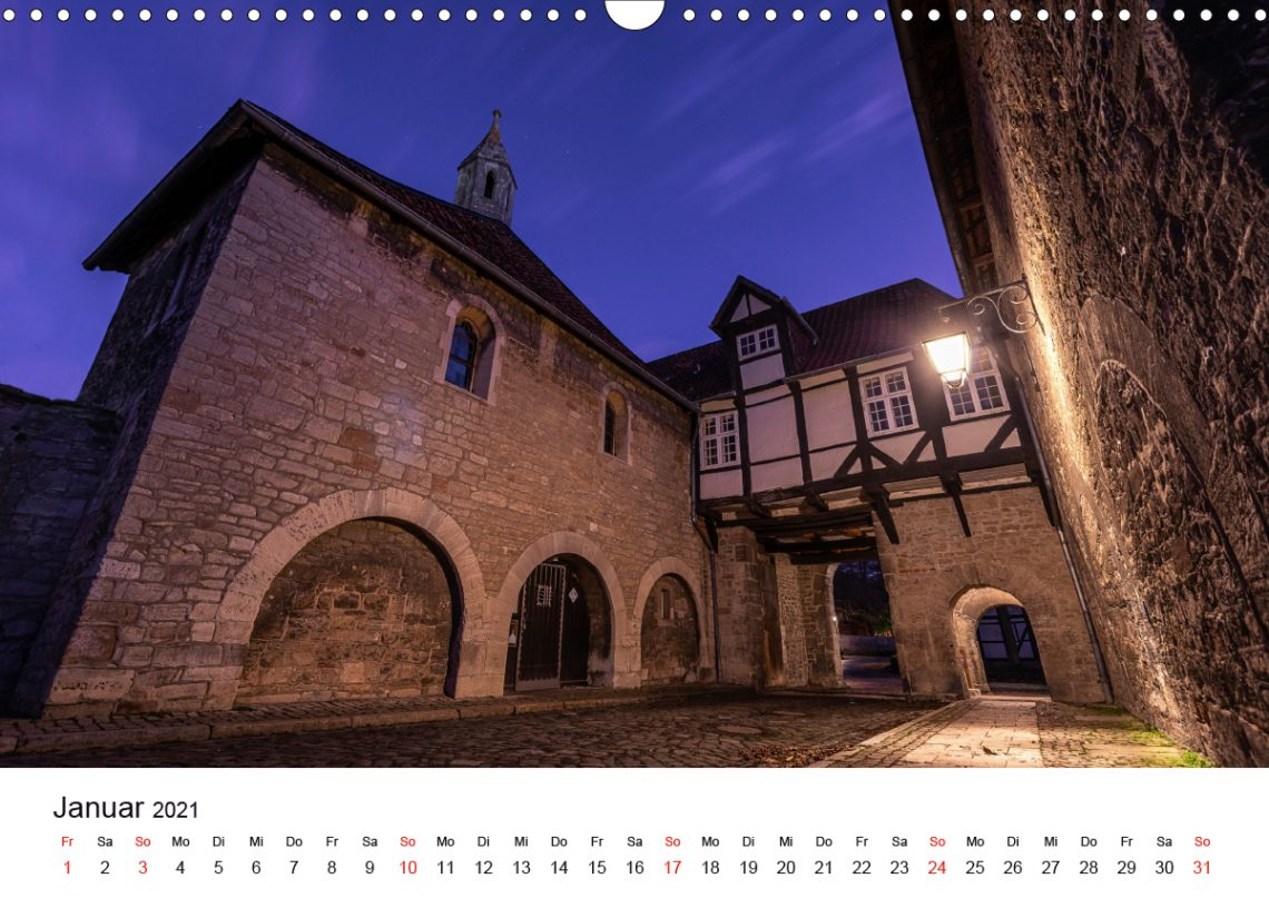 Braunschweig Kalender 2021 Januar Markus Hörster Fotograf Fotografie