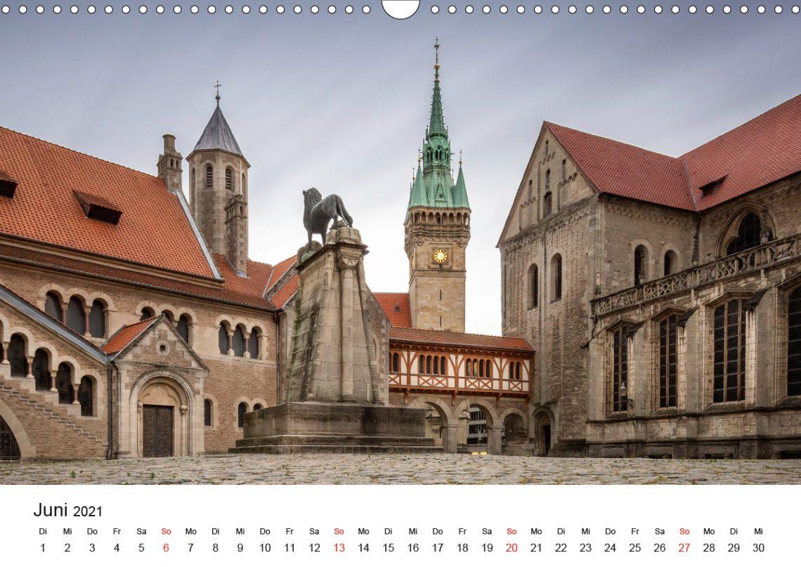 Braunschweig Kalender 2021 Juni Markus Hörster Fotograf Fotografie