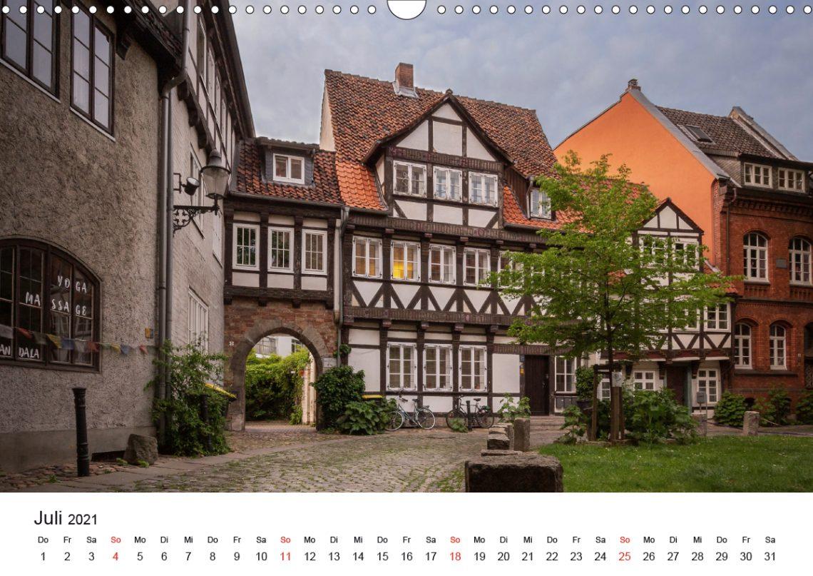 Braunschweig Kalender 2021 Juli Markus Hörster Fotograf Fotografie