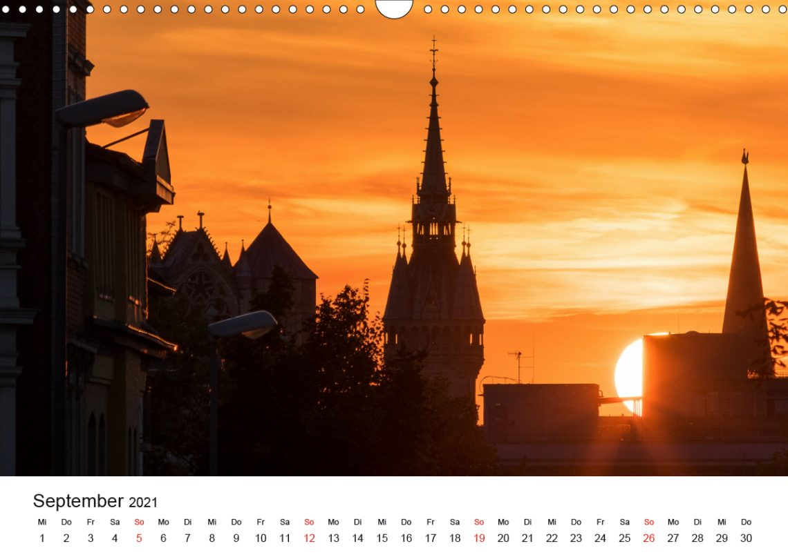 Braunschweig Kalender 2021 September Markus Hörster Fotograf Fotografie