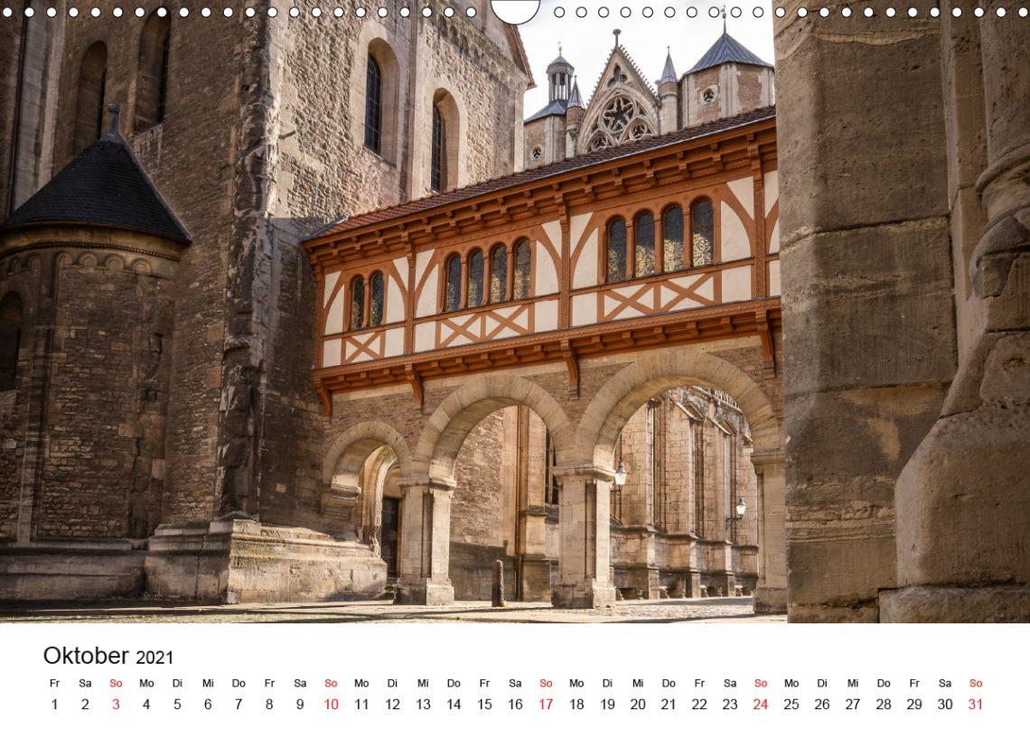 Braunschweig Kalender 2021 Oktober Markus Hörster Fotograf Fotografie