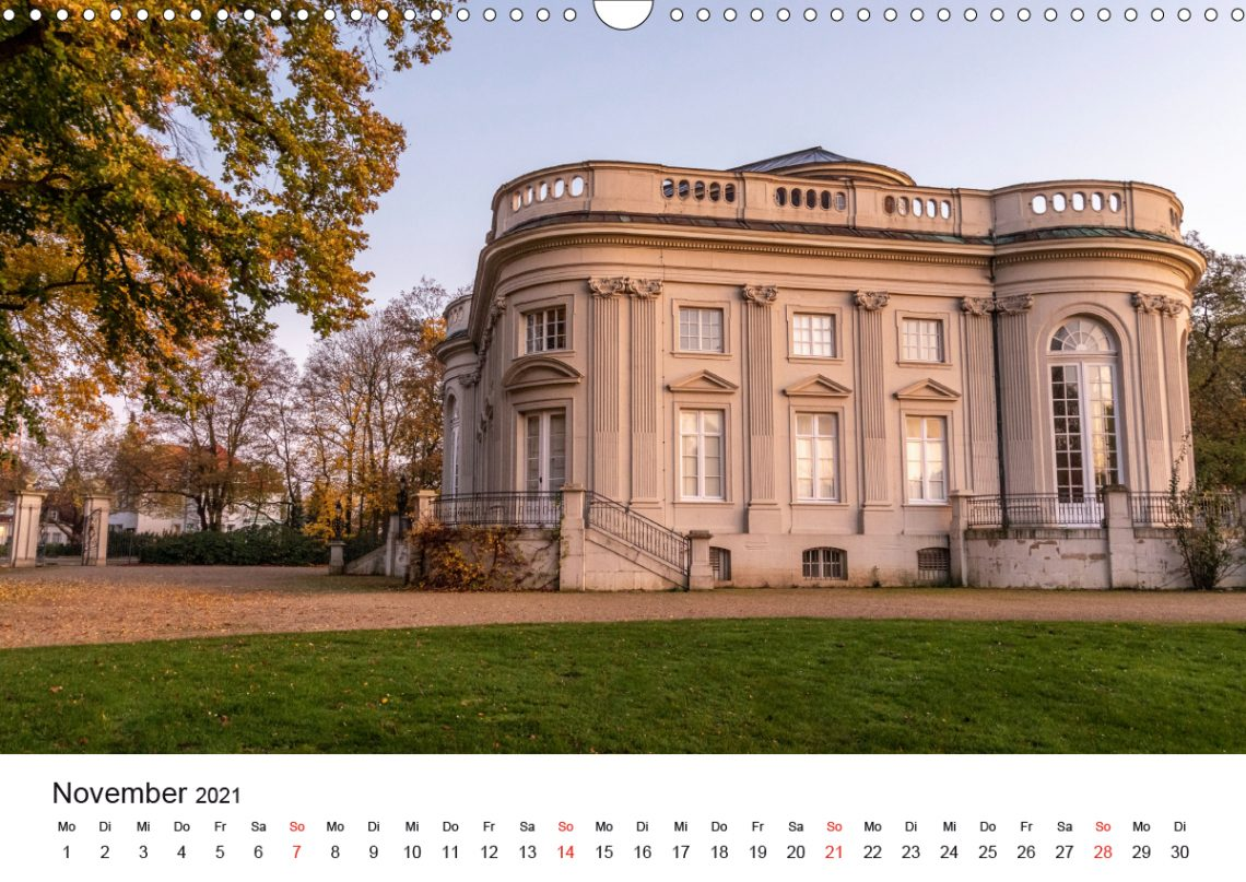 Braunschweig Kalender 2021 November Markus Hörster Fotograf Fotografie