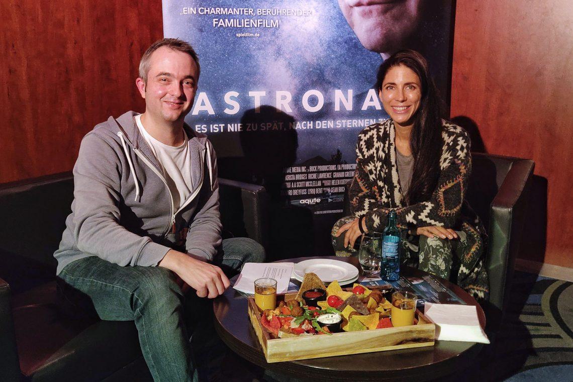 Laura Winterling und Markus Hörster