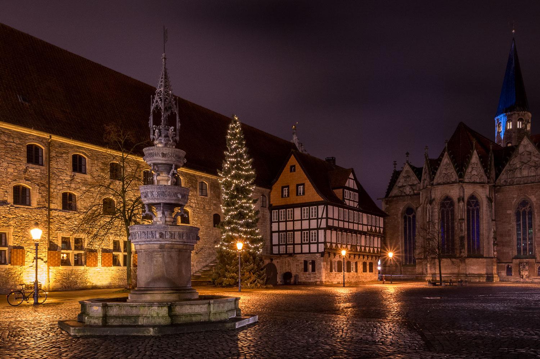 Altstadtmarkt Braunschweig Weihnachten Adventszeit Weihnachtszeit